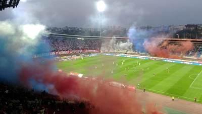 Zvezda Spartak Moskva Delije Fratrija