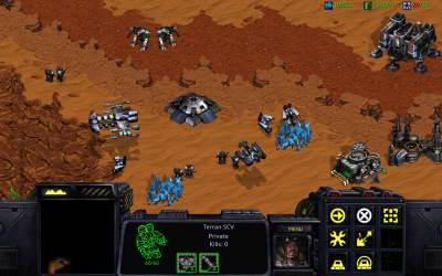 StarCraft Nekad i Sad