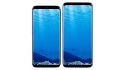 Samsung Galaxy S8, Samsung Galaxy S8+