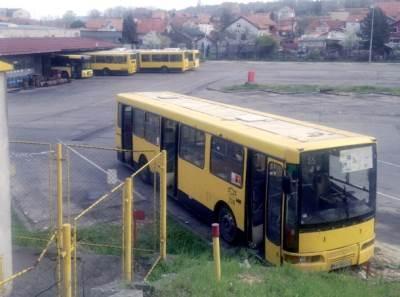 autobus autobusi gsp prevoz saobraćaj bus plus