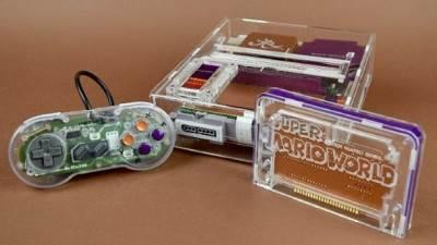 Super Nintendo providna konzola