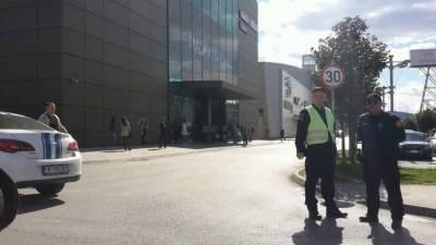 Delta bomba policija