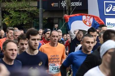 beogradski maraton, maraton 2017, trka,