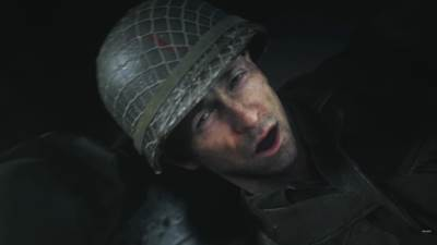 Call of Duty: WWII slike iz igre
