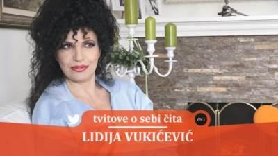 mondo tv, Lidija Vukićević, tvitovi