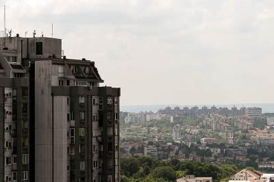 beograd, panorama, panorame beograda, soliter, zgrada, zgrade, naselje, grad, kuće, kuća, stan, stanovi