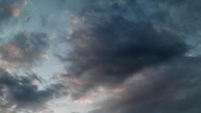 vreme vremenska oblaci sunce zalazak oblačno