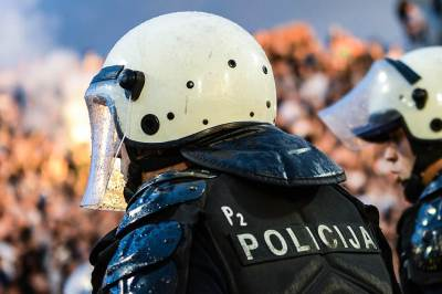 policija, partizan, kup, finale, proslava, navijači, grobari, kup srbije, crvena zvezda
