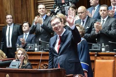 vučić, zakletva, skupština, predsednik srbije, inaguracija, vučić predsednik