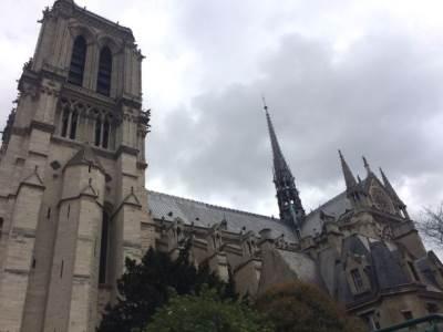 katedrala, notr dam, pariz