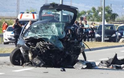 crna gora nesreća udes saobraćajka sudar uviđaj mrvi poginuli saobraćajna nesreća