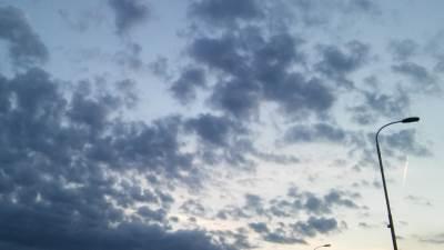 oblak sunce vreme