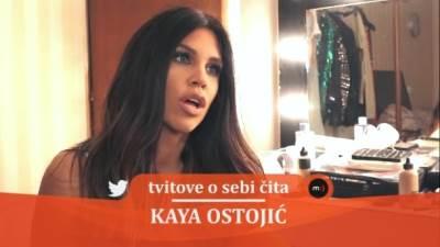 Kaya, Katarina Ostojić, tvitovi, mondo tv, lepotice