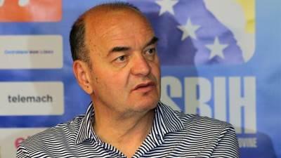 Duško Vujošević, KS BiH