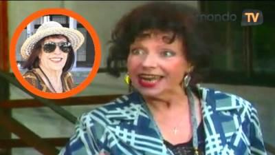 Cana Fontana, glumice, mondo tv, Žiža Stojanović