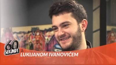 Lukijan Ivanović, 60 sekundi, pevači, mondo tv