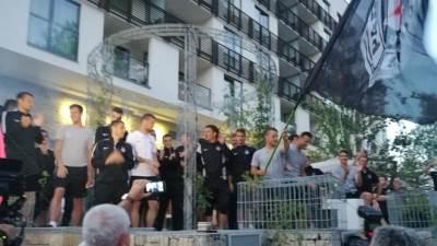FK Partizan Zlatibor navijači