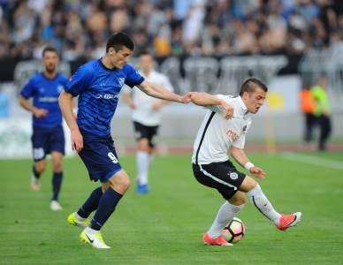 Partizan, Mladost Lučani, Nemanja Mihajlović