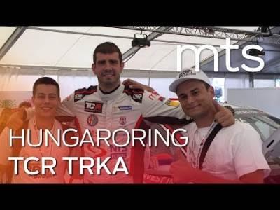 Dušan Borković, MTS, nagradna igra, Hungaroring
