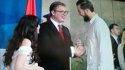Žofri Lovernj, Vučić, Lovernj i Vučić