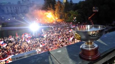 trofej pehar eurobasket