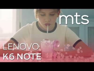 Lenovo K6 Note