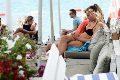 ada, ada ciganlija, kupanje, plaža, leto, lepo vreme, vrućina, vrućine, temperatura, vrelo,