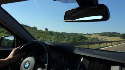 vožnja, put, putovanja, automobil