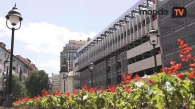garaža, Obilićev venac, Beograd, saobraćaj, parkiranje, automobili, Parking servis