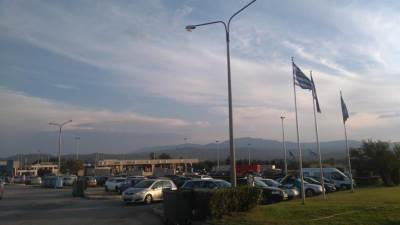 grčka evzoni granica carina turisti turizam put putovanje putnici granični prelaz grčka evzoni carina