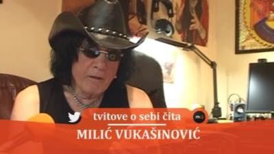 tvitovi, Milić Vukašinović, mondo tv