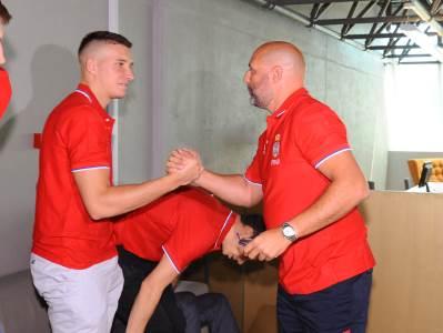kođarkaši srbije, reprezentacija, okupljanje, evropsko prvenstvo