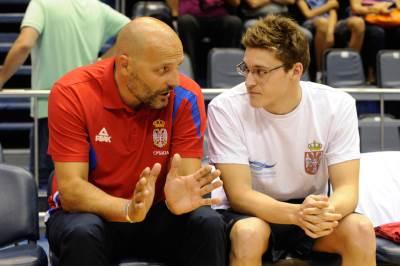 Velja Stjepanović, Velimir Stjepanović, Saša Đorđević