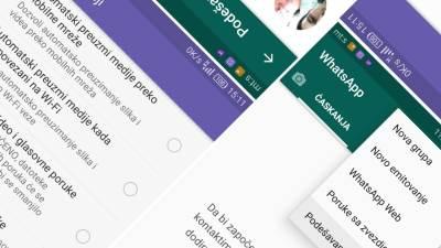 Viber WhatsApp usteda podataka kako ustedeti
