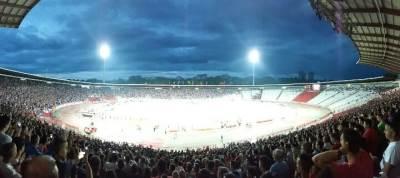 marakana rajko mitić delije stadion tribine navijači zvezda