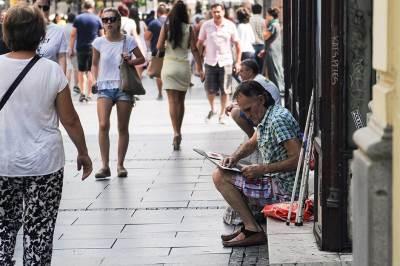 game of thrones, igra prestola, slike, knez mihailova ulica, ulični prodavci, ulični slikari, slike na ulici,