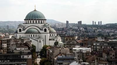 hram, hram svetog save, vračar, crkva, hrišćanstvo, religija, zgrade, zgrada, kuće, naselje, grad, beograd, grad, ulice, panorama,