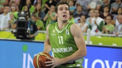 Goran Dragić Slovenija