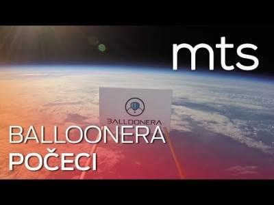 mts startap Balloonero