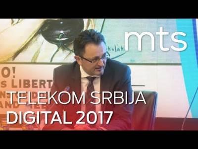 Digital 2017 Telekom Srbija