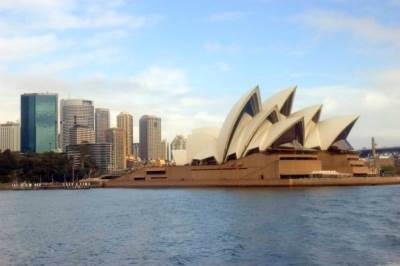 sidnej, australija, opera