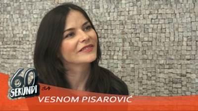 Vesna Pisarović, 60 sekundi, pevačice