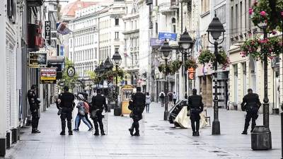 policija, parada ponosa, prajd, gej parada