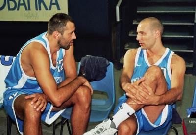 Vlade Divac, Aleksandar Đorđević
