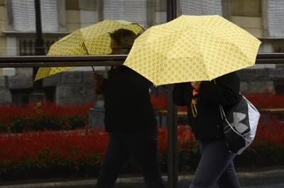 jesen, kiša, kišobran, nevreme