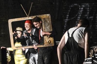 kralj ibi, pozorište, predstava, goran jevtić