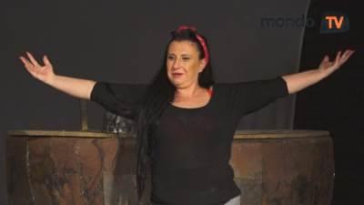 Mira Đurđević, glumice, mondo tv