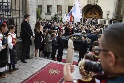 kraljevsko venčanje,