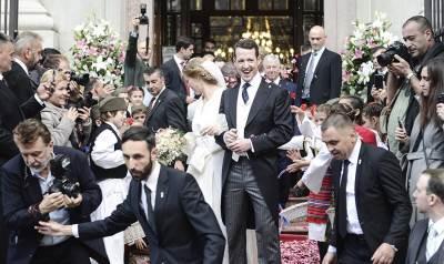 kraljevsko venčanje, danica marinković, filip karađorđević