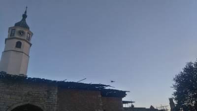 helikopter, kalemegdan,